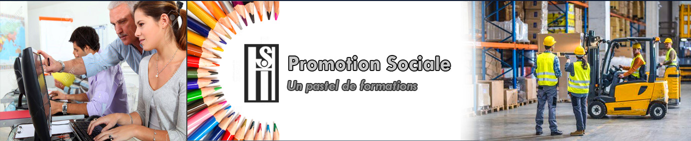 Promotion Sociale Comines
